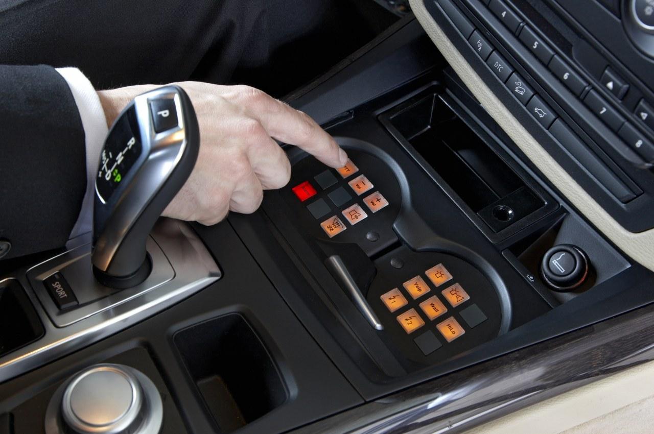 Car theft 6 bmw x5 security plus