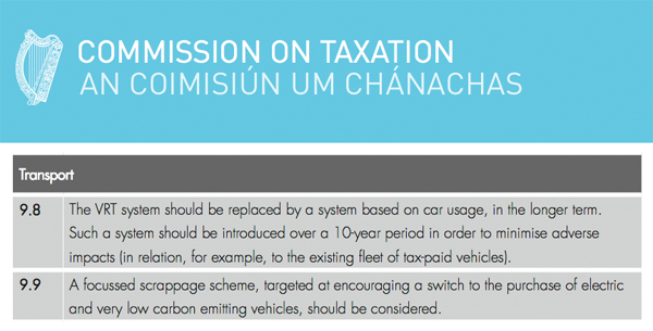 Commission on Taxation Report 2009