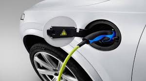 Electric cars 2 white EV charging