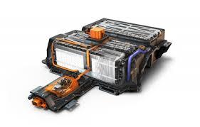 Electric cars 5 EV batteries view