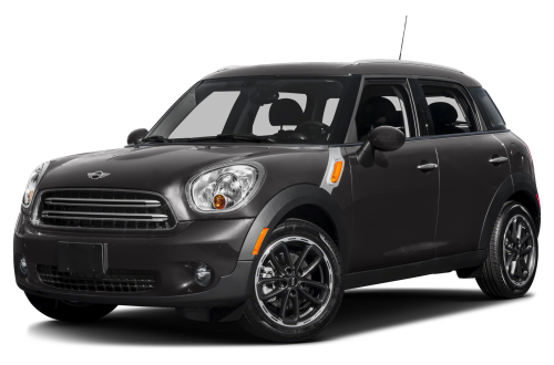 Mini Countryman 2 Grey 2015  side view