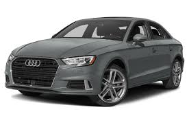 Reliability Ratings 3 Audi A3 grey side view