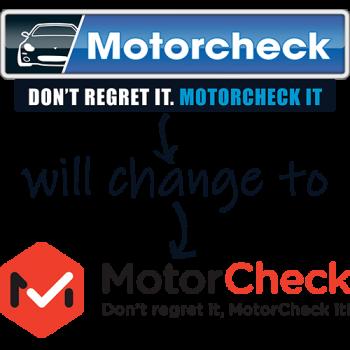 New MotorCheck Logo