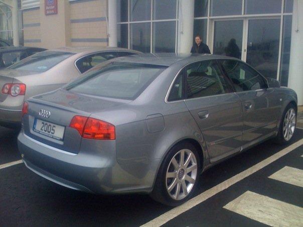 Stolen Car - 05D88450