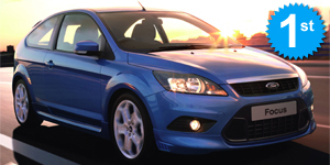 Ford Focus - Best Selling Car of the Decade