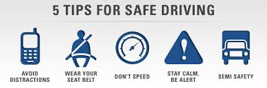 top tips for driving safety