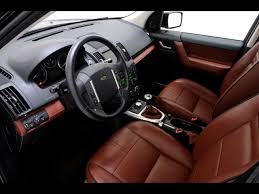 interior Land Rover Freelander 2010