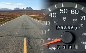 car mileage - the number on the clock could be hiding lots