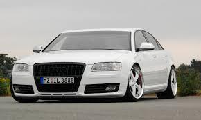 Audi A8 V10 S8 white