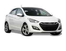 Hyundai i30 3 2013 Hatchback white