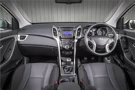 Hyundai i30 4 Estate Interior view