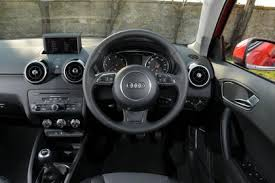 Audi A1 3 2015 Interior right hand drive