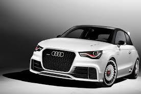 Audi A1 5 2015 White Quattro
