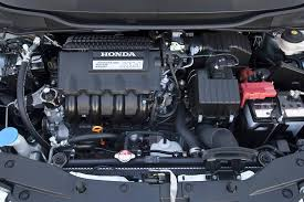 Honda Insight 3 IMA Hybrid 2013 Engine view