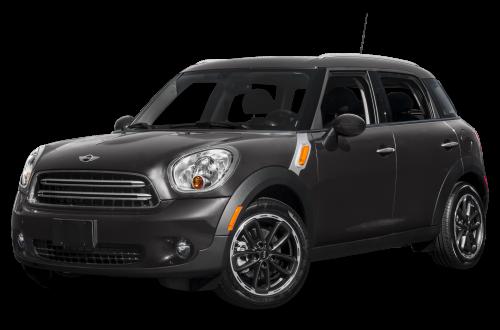 Mini Countryman 2 Grey 2015  side view