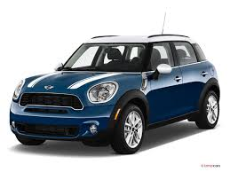 Mini Countryman 4 2014 side view