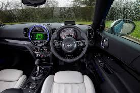 Mini Countryman 5 2017 interior view right hand drive