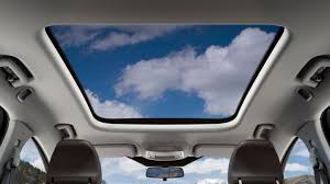 Ford S-Max 4 2014 Panoramic Glass roof