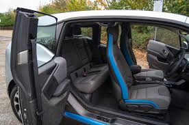 Bmw i3 4 Grey 2017 version Rear opening back doors