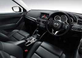 Mazda CX-5 3 2016 Interior view Right hand drive