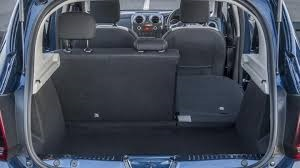 Dacia Sandero 2018 4 Boot view