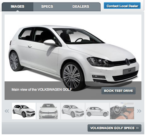 Irish Times New Car Finder - Car Images