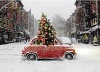 Christmas car safety