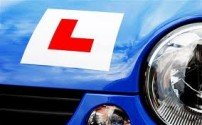 Learner driver cars