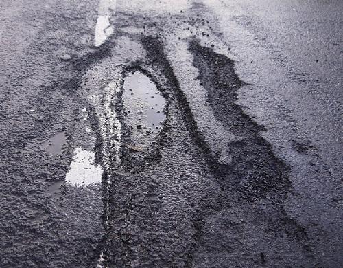 Potholes 1